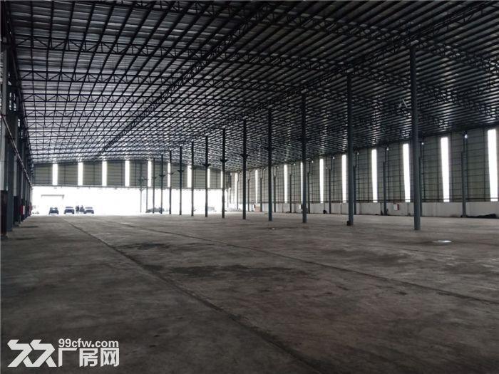 中高13米、能分租,五沙10000平方简易厂房出租-图(6)