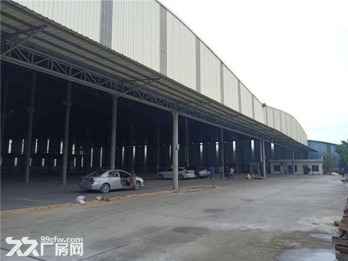 中高13米、能分租,五沙10000平方简易厂房出租-图(8)