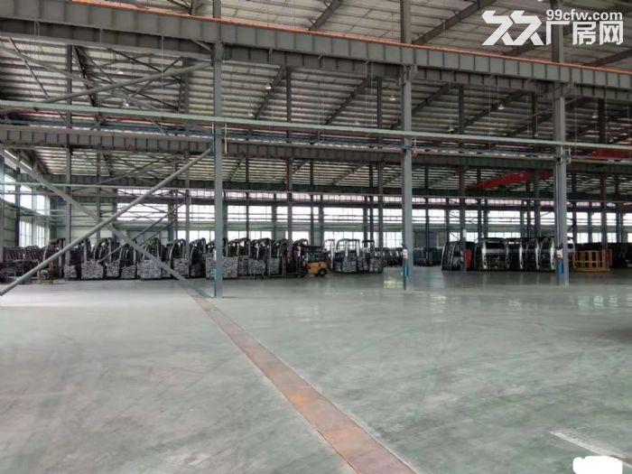 杏林高速路口工业钢构厂房2800平出租-图(2)