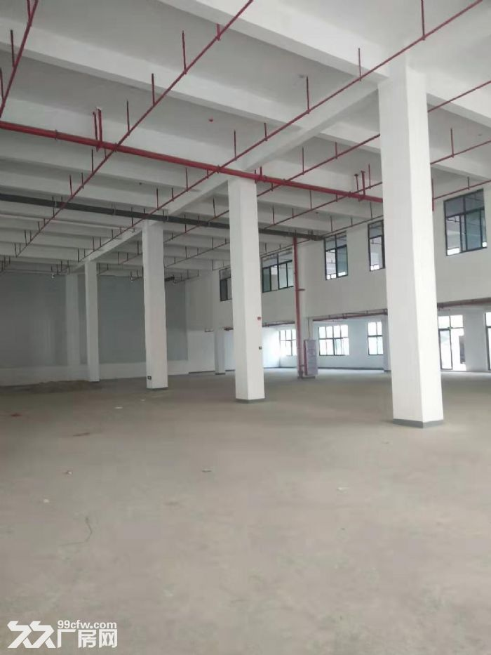 杏林灌口海翼汽车小镇1楼1200平挑高7米可做4S店或展厅-图(1)
