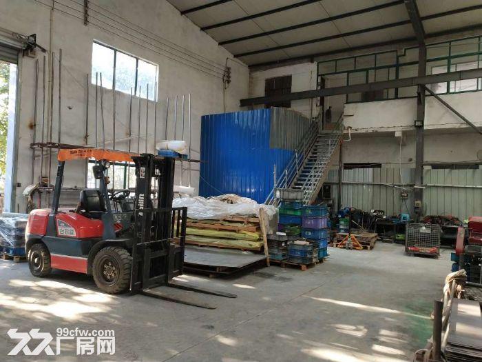 曹王标准厂房400平米有办公形象好-图(1)