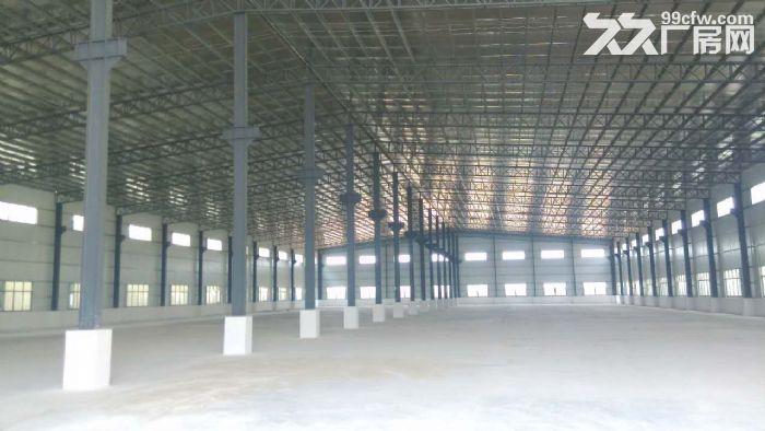 企石全新独院钢结构厂房2000平方,滴水8.5米-图(2)