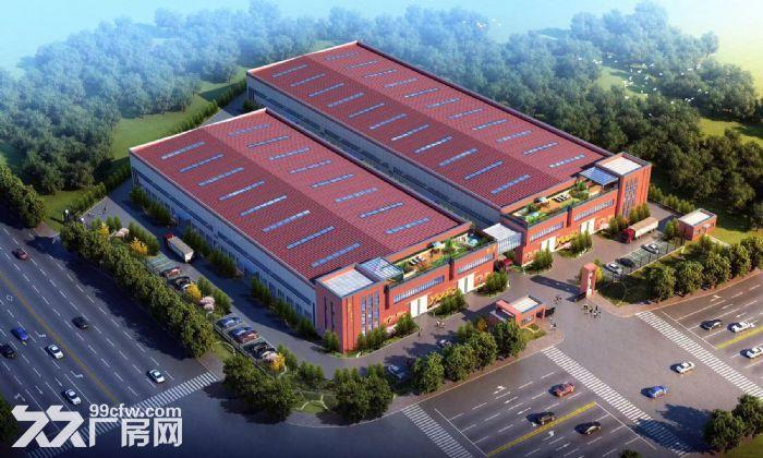 南阳光电产业集聚区共享工厂10000平米-图(1)