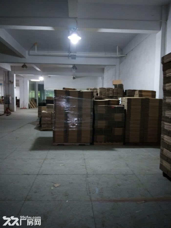 凤岗五联工业区一楼生产中的纸品厂分租1000平方-图(2)