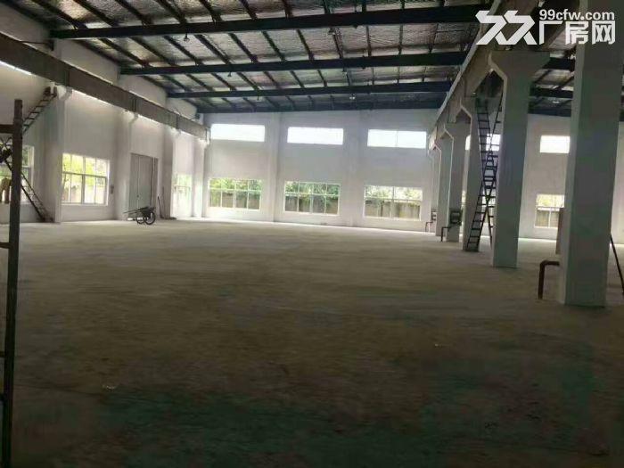 阳澄湖新出园区东单层厂房2200㎡产证齐全价格优惠可分割可架行车-图(3)