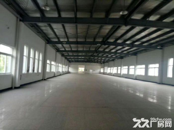 阳澄湖新出园区东单层厂房2200㎡产证齐全价格优惠可分割可架行车-图(4)
