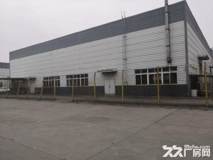 双流西航港3300平米独栋带大空地厂房出租-图(1)