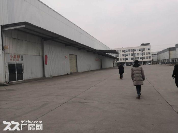 双流西航港3300平米独栋带大空地厂房出租-图(4)