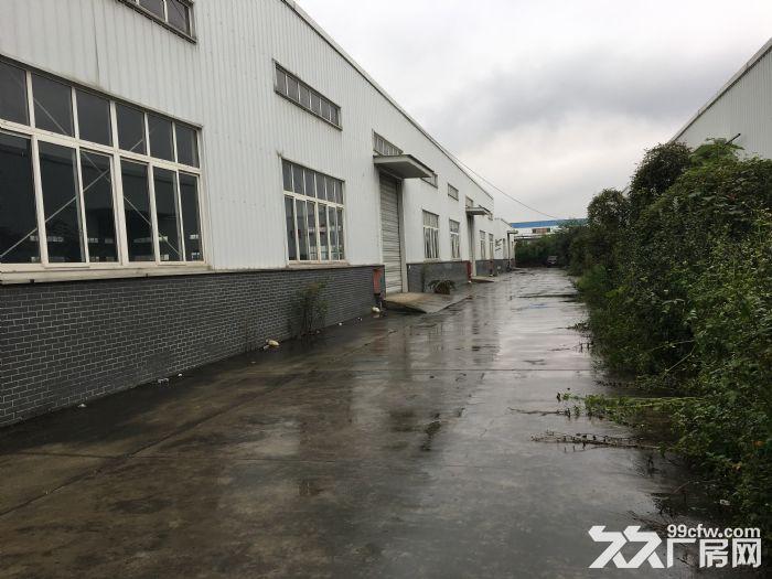 双流航空港国栋附近1500平米有地平漆厂房出租-图(1)