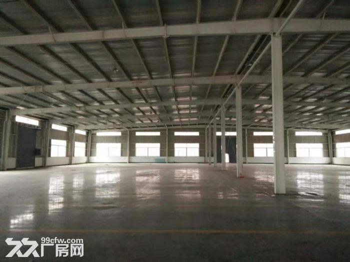双流航空港国栋附近1500平米有地平漆厂房出租-图(3)