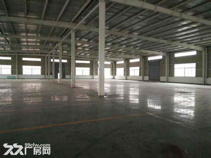 双流航空港国栋附近1500平米有地平漆厂房出租-图(4)