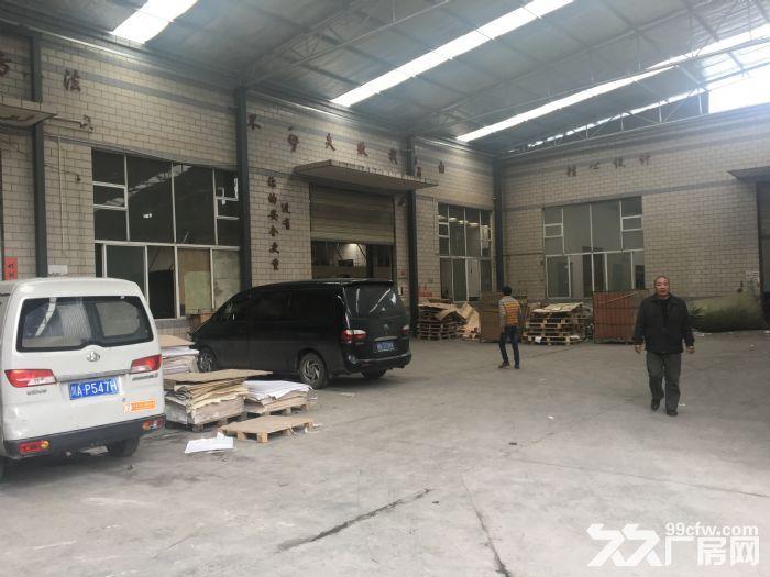 武侯区邻近武青北路2000平米独院宜仓储类出租-图(1)