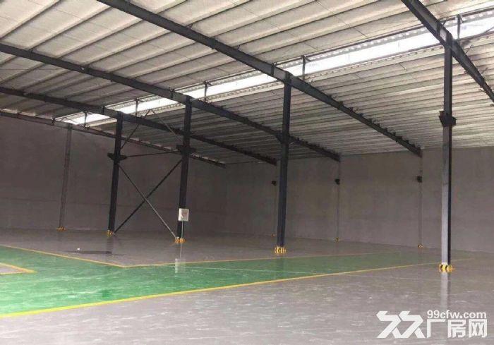 出租正规园区标准厂房6000平可分租-图(2)