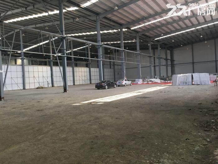 双流西航港21500平米独院新建高14米厂房出租-图(3)