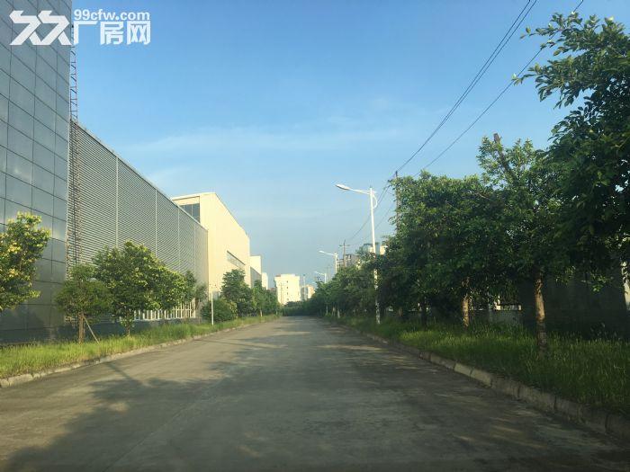 双流西航港21500平米独院新建高14米厂房出租-图(4)