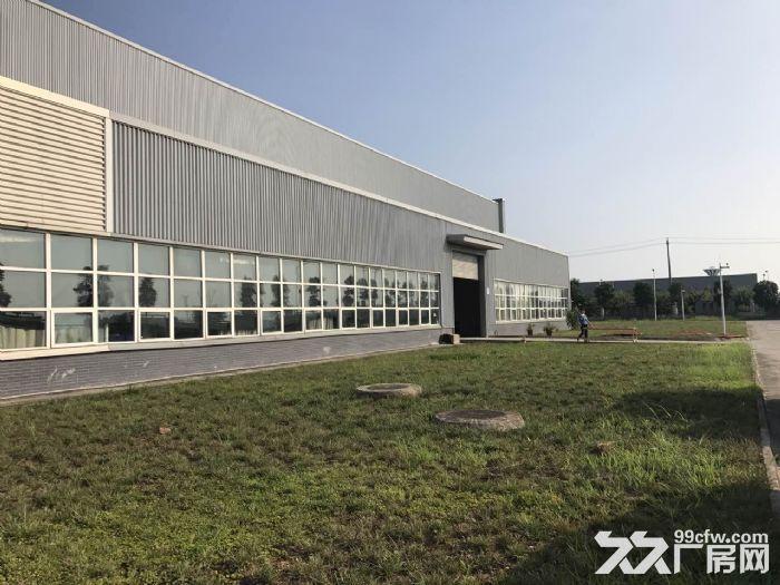 双流西航港21500平米独院新建高14米厂房出租-图(5)