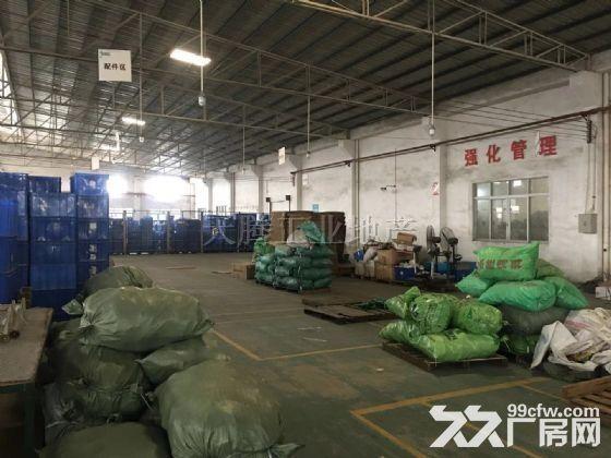 中山大岑700方单一层厂房,配电大,水电齐全-图(1)