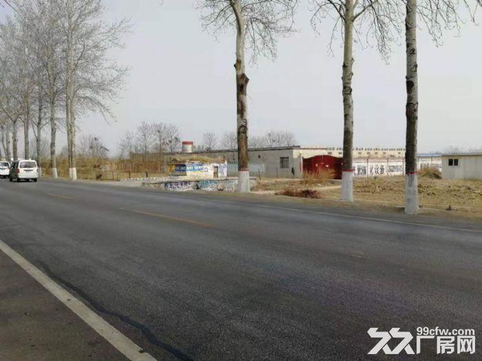 《旺铺帮》廊泊路紧邻路边厂房土地出租(有环评)-图(7)
