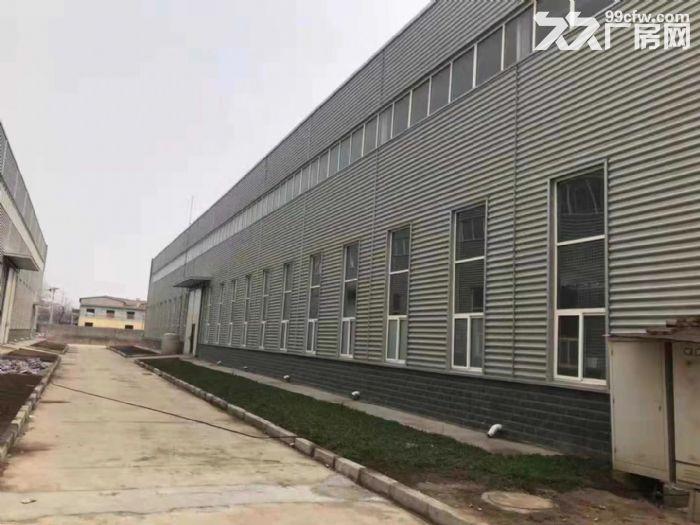 泾阳产业园1570平厂房仓库出租,可进大车,可环评-图(1)