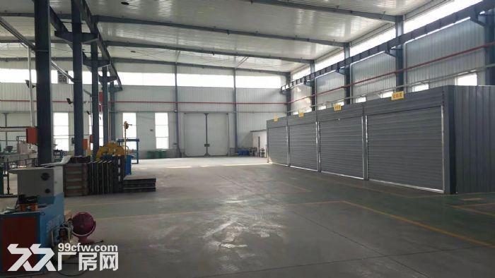 泾阳产业园1570平厂房仓库出租,可进大车,可环评-图(5)