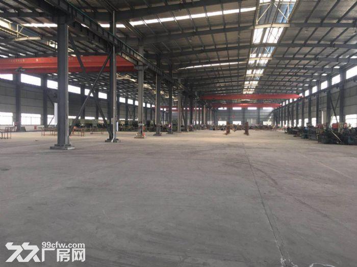 标准钢结构厂房9000平米带5T行车出租-图(1)