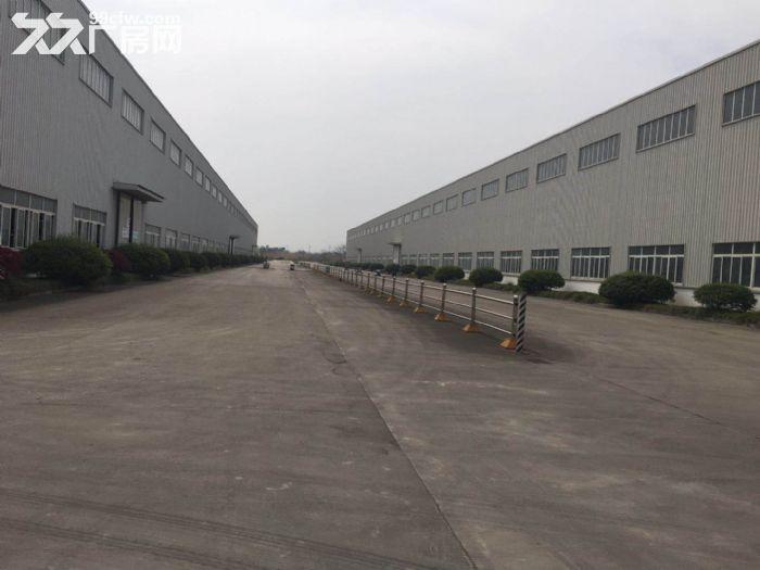标准钢结构厂房9000平米带5T行车出租-图(2)