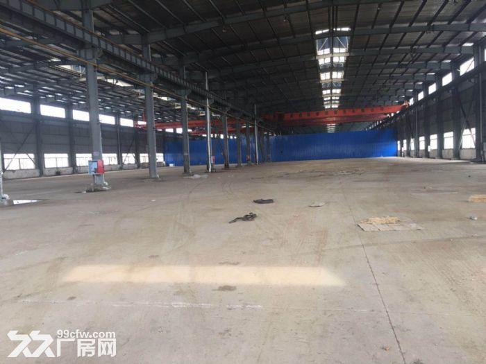 标准钢结构厂房9000平米带5T行车出租-图(3)