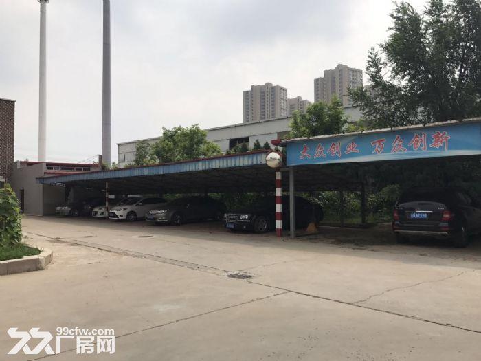 津围公路东北辰科技园区内400平米车间出租-图(2)
