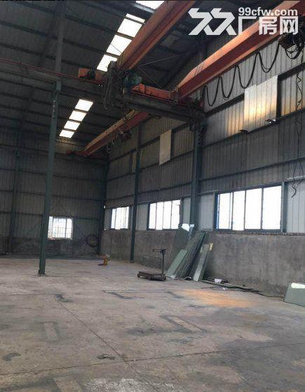 集美工业区钢结构720平1500平2500平带行车-图(1)