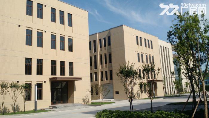 园区独立产权厂可租可售房面积1500−5000每栋-图(4)