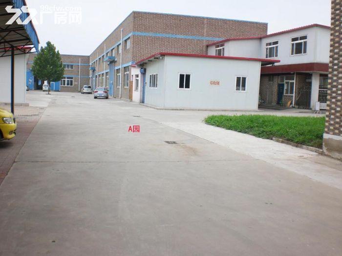 LG对面北辰科技园区内400平米车间对外出租可办理环评-图(2)