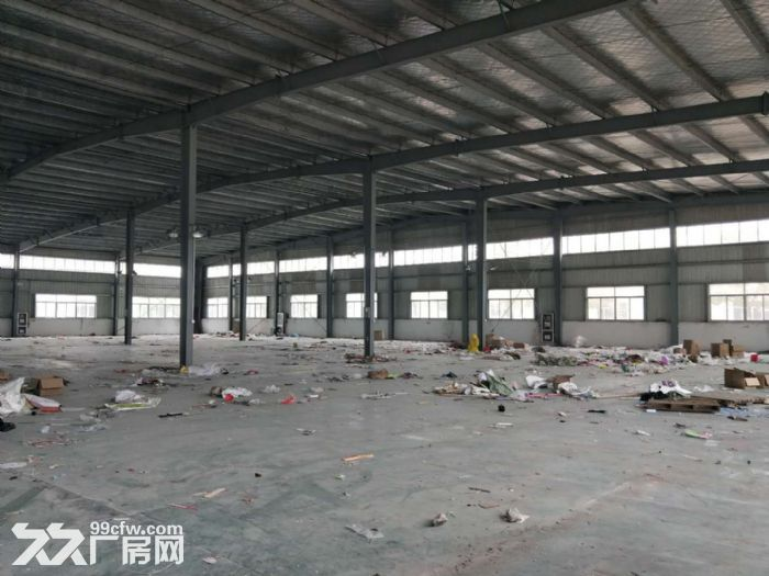 出租临海邵家渡厂房,单层钢结构9米高!标准厂房电400-图(1)