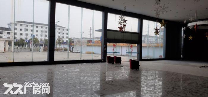 原4S店大展厅,有1600多平方独院,内配有2层办公用房,设施齐全,价格面议!-图(8)