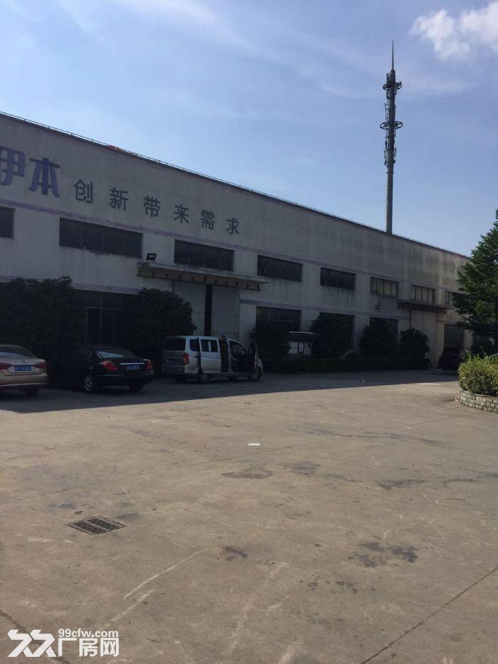 荣乐东路附近2200平方单层高11米带5吨行厂房仓库出租,面积可分割,证件齐全-图(1)