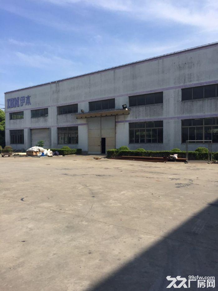 荣乐东路附近2200平方单层高11米带5吨行厂房仓库出租,面积可分割,证件齐全-图(2)