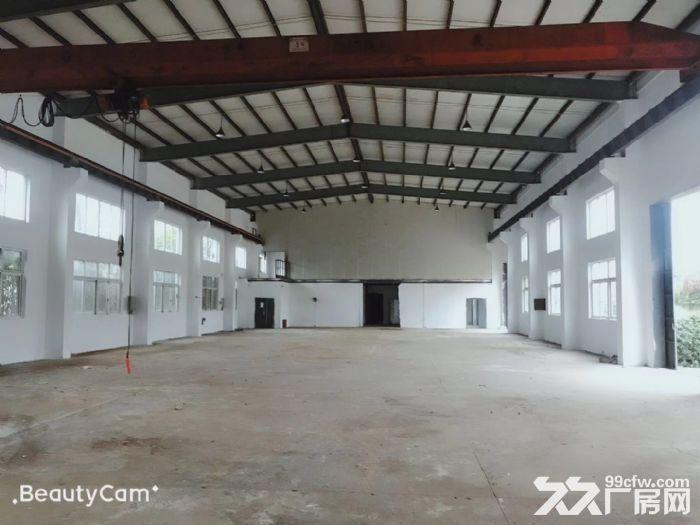 荣乐东路附近2200平方单层高11米带5吨行厂房仓库出租,面积可分割,证件齐全-图(4)