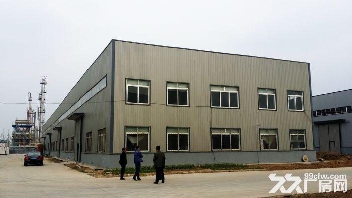河南省区濮阳市石油助剂工业园区(化工园区)厂房一座-图(1)