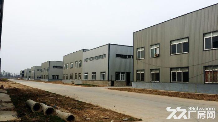 河南省区濮阳市石油助剂工业园区(化工园区)厂房一座-图(3)