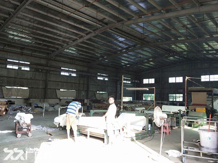 小金口4000㎡钢构厂房出租层高9米配电200KVA可进20米货车-图(4)