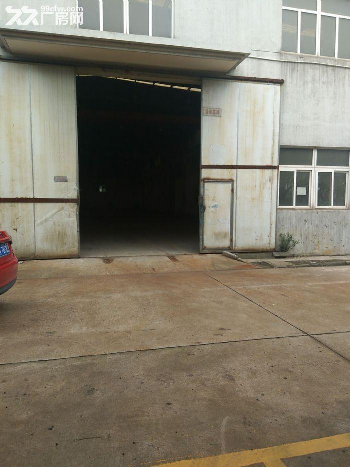嘉定华亭新出标准厂房2500平,带行车,层高10米,地属104板块绿证-图(3)