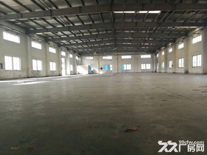 独栋标准火车头形式厂房2000平,配办公室,中间无立柱,使用率高-图(3)