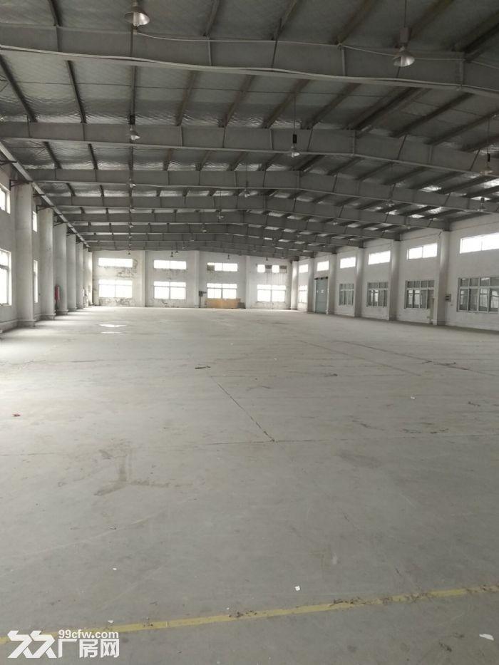 嘉定南翔新出标准厂房2200平,层高9米,交通方便,距嘉闵高架一公里-图(1)