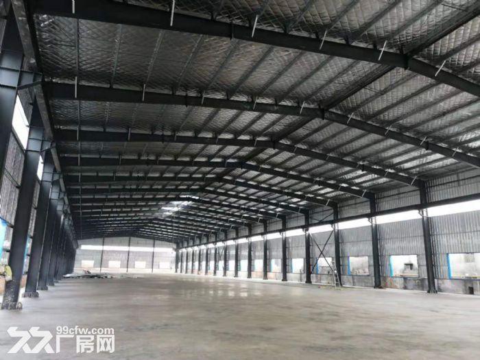 禹州市全新钢结构厂房仓库出租3200平-图(1)
