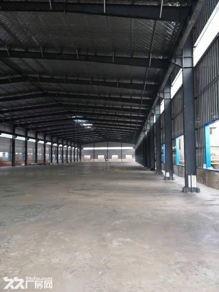 禹州市全新钢结构厂房仓库出租3200平-图(3)