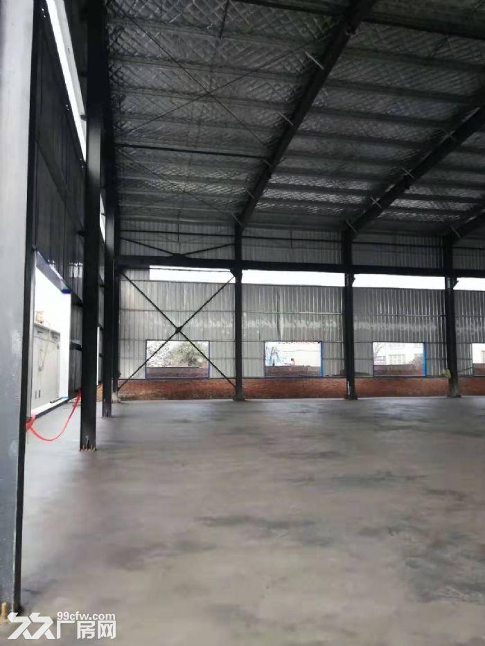 禹州市全新钢结构厂房仓库出租3200平-图(5)