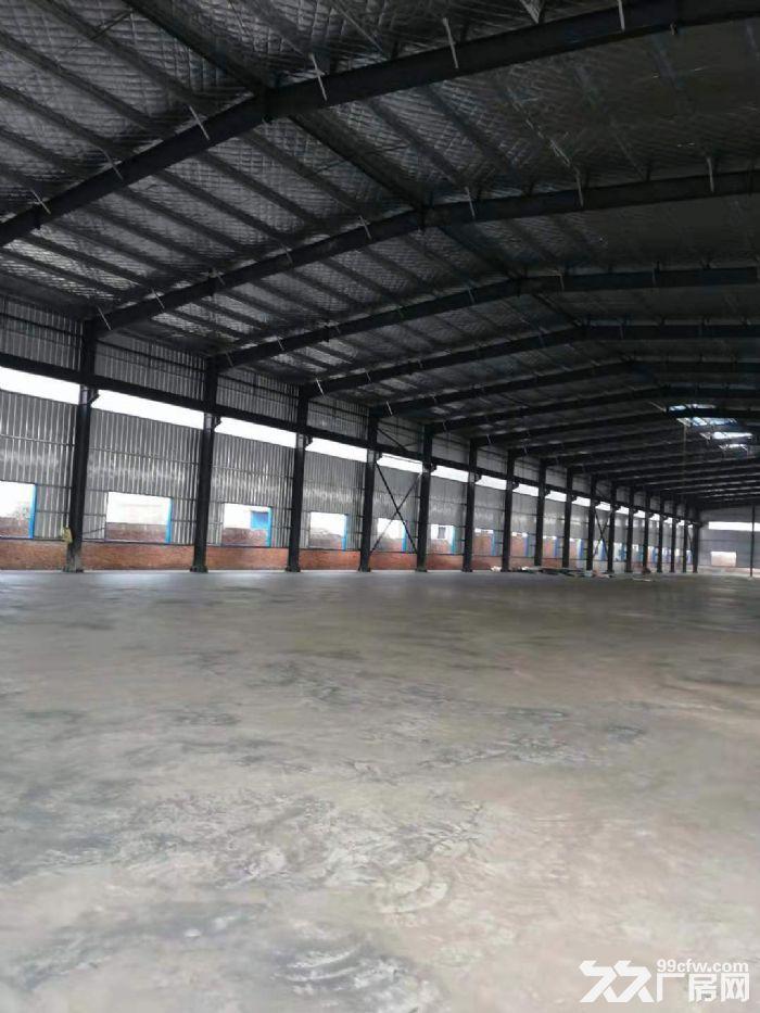 禹州市全新钢结构厂房仓库出租3200平-图(4)