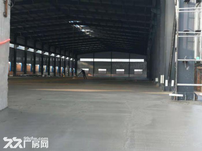 禹州市全新钢结构厂房仓库出租3200平-图(6)