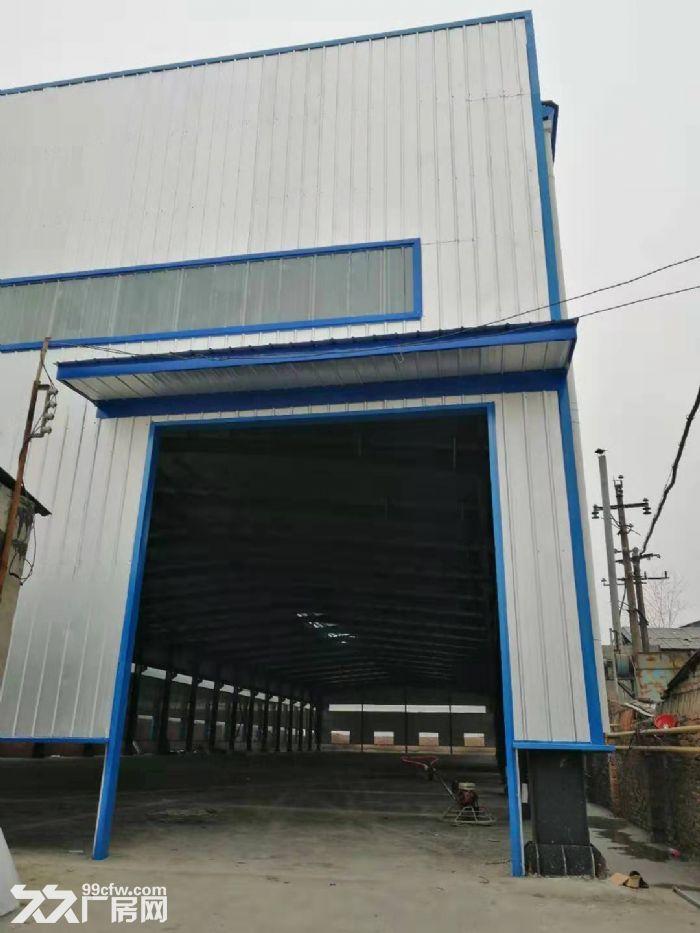 禹州市全新钢结构厂房仓库出租3200平-图(7)