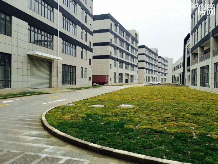 松江科技园小面积608平证件齐全精装修园区形象好-图(2)