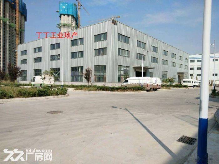灞桥区现代纺织产业园手续齐全标准厂房10000平可分割-图(1)
